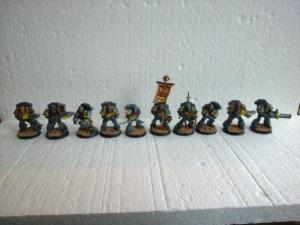 2 Company IX Squad