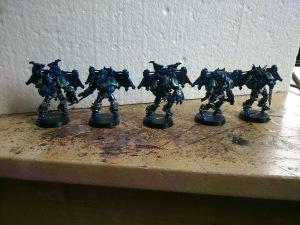 Alpha Legion Raptors