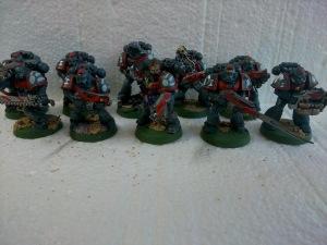 3rd Company, I Squad