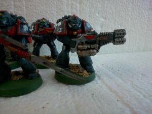 Squad Pusillus Special Weapon Marine
