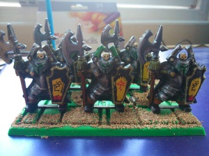 Battle Masters Chaos Warriors