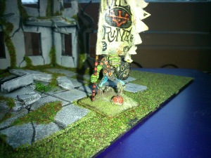 It's beautifully painted - but is it an Oldhammer artifact?