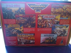 Warhammer 40000 boxed sets