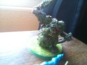 Uncle PusHugs, my Great Unclean One.