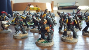 This RT chap makes a great assault sergeant.