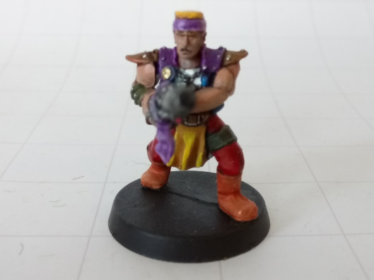 Necromunda Orlock - Parti-boy