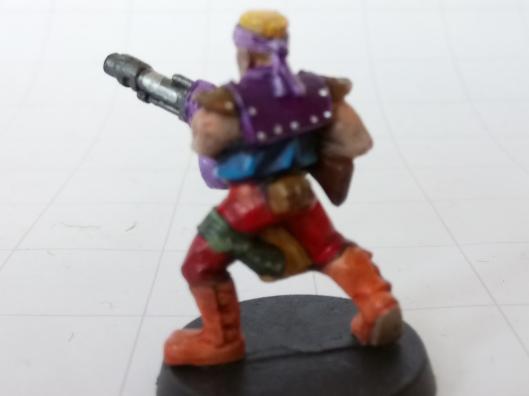 Necromunda Orlock - Parti-Boy behind.