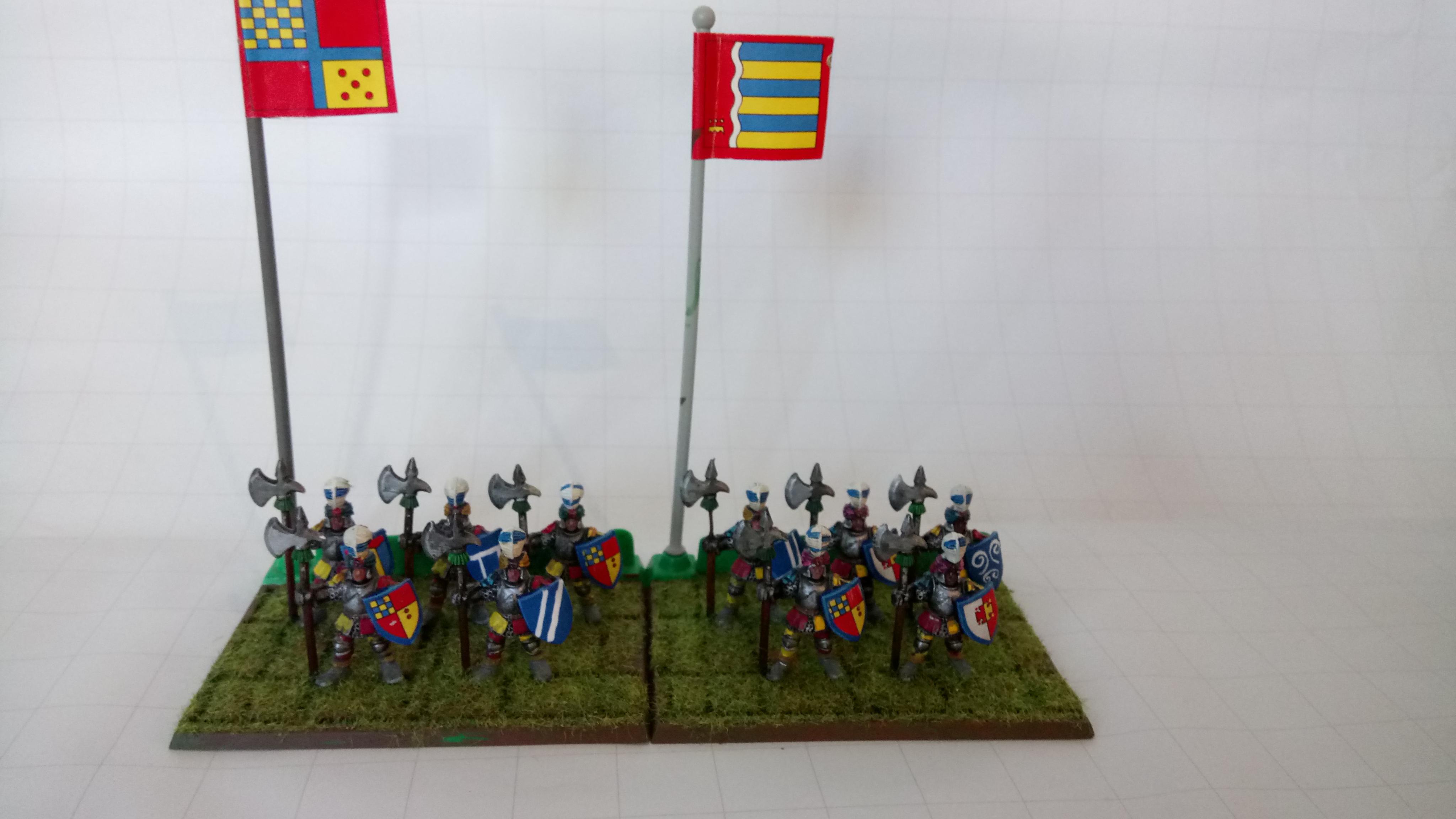 Battle Masters Halberdiers