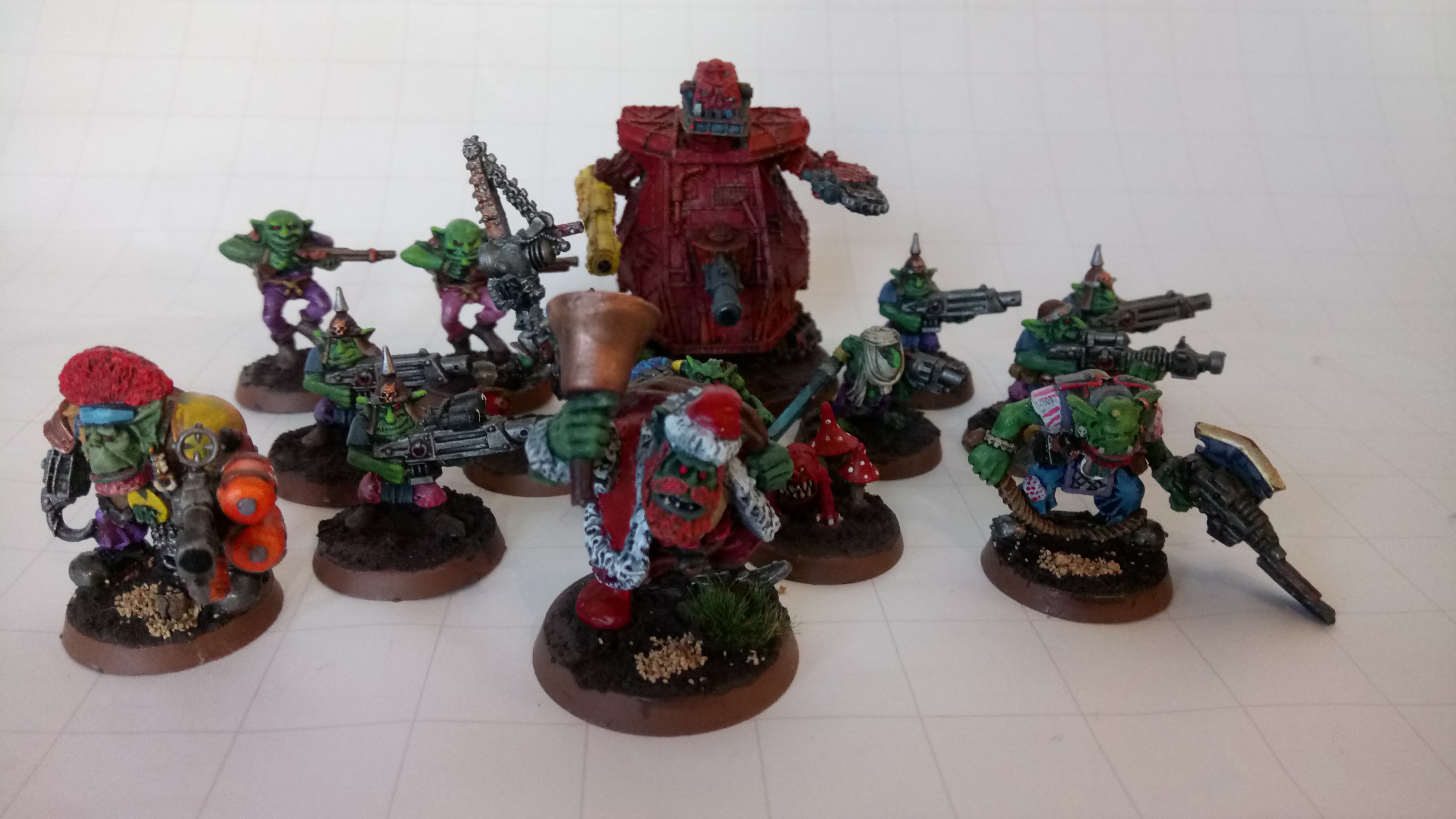 Renegade Runtherd Mob
