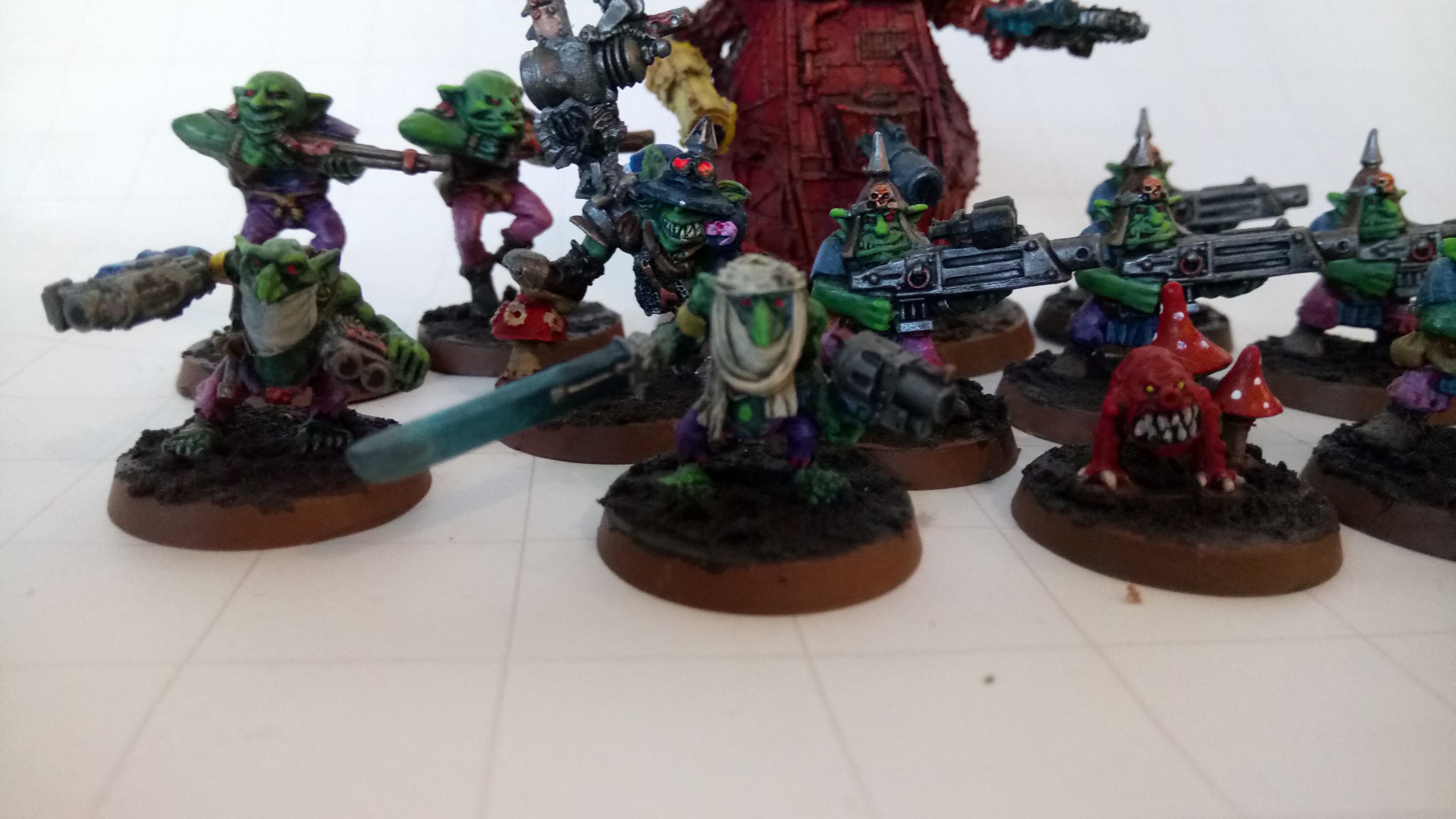 Super Grots - rebel grots