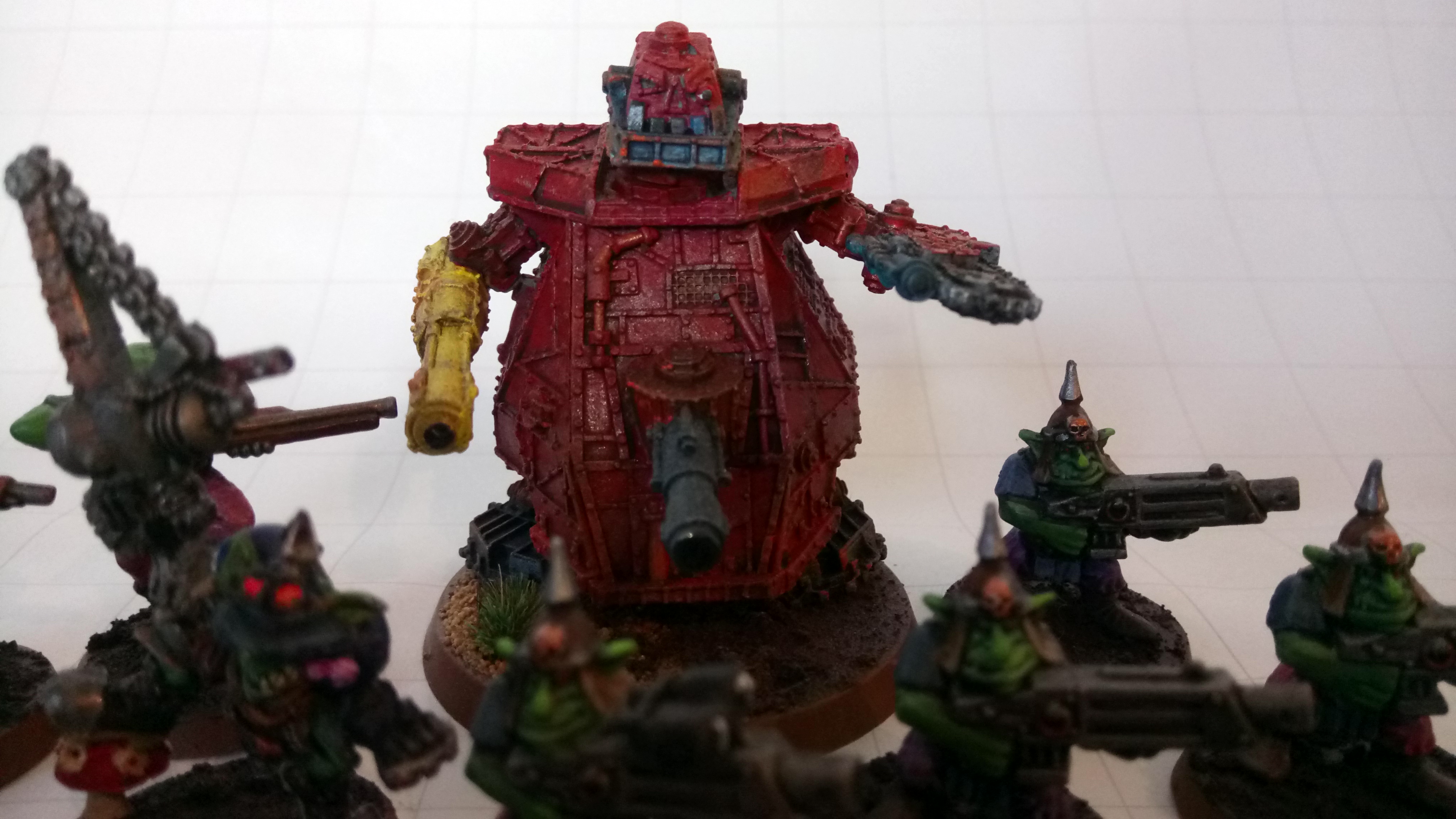 Super Grots Runtbot