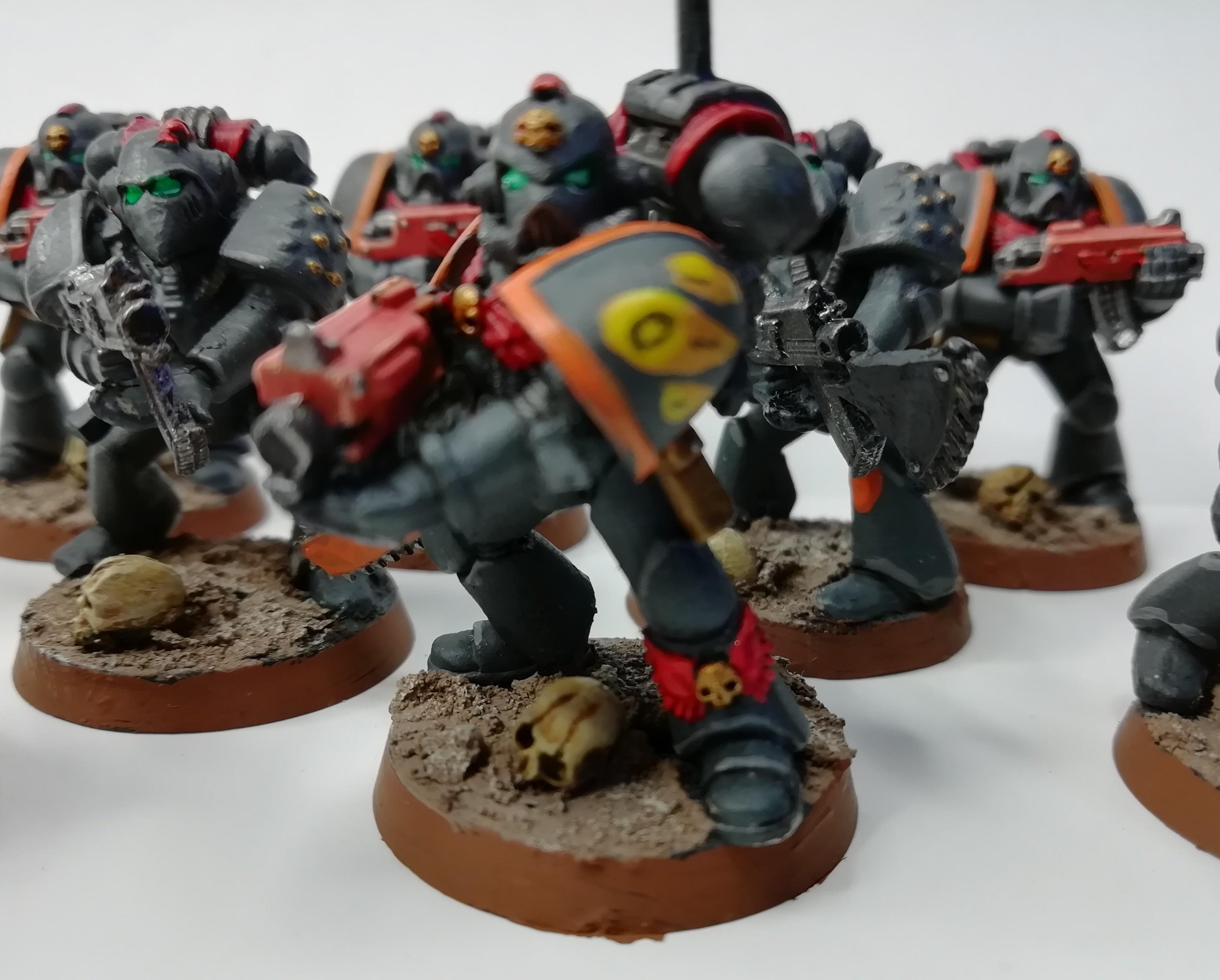 tactical squad   Doris Plunger's Lead Mess